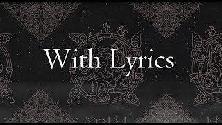 Heilung Traust With Lyrics (Futha CD)