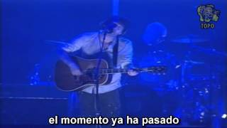 radiohead - how to disappear completely (subtitulado)