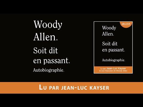 Vidéo de Woody Allen