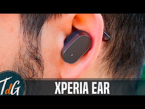 Sony Xperia Ear, review en español