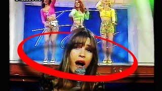 Fabi Cantilo Canta Mi Enfermedad Programa Fax - 1991 @FabianaCantilo