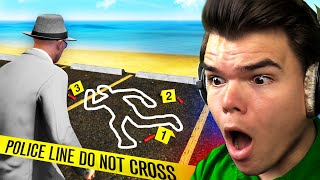 Playing GTA 5 As A DETECTIVE!