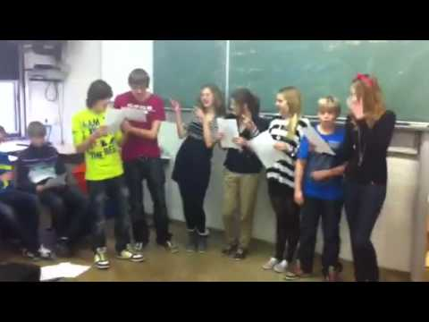 VOC lied klas 2d Merletcollege