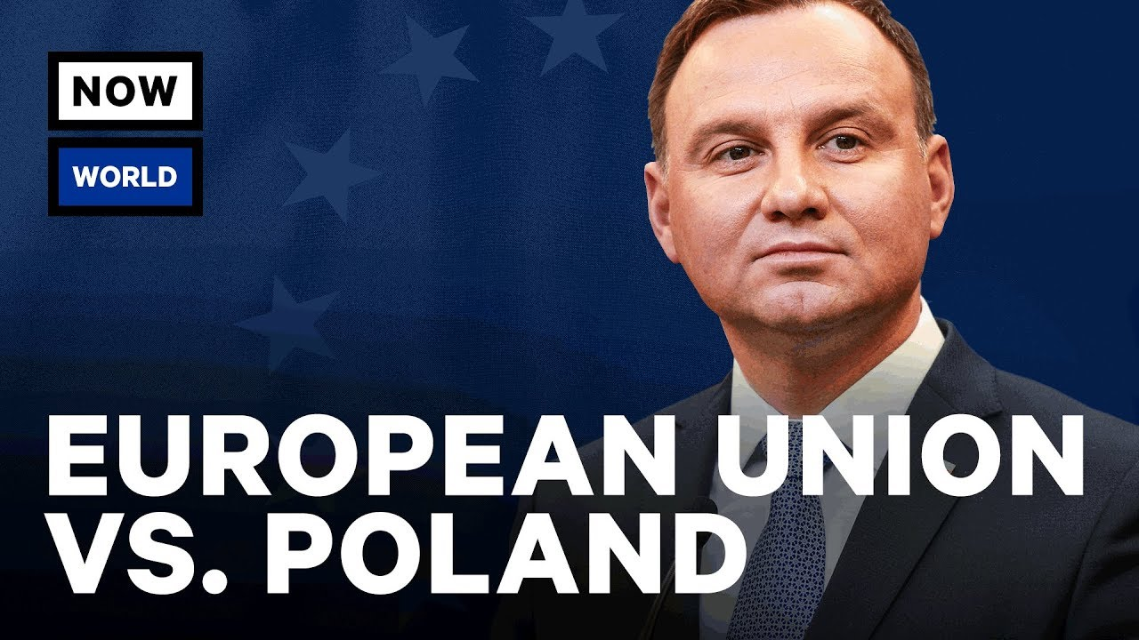 The European Union Triggers Article 7 Against Poland | NowThis World thumbnail