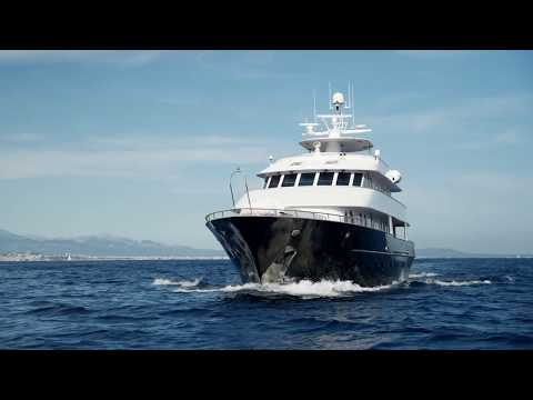 Amels Motor Yacht video