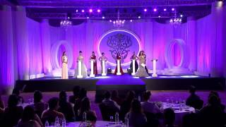 Miss Diva Universe 2014 Question and Answer round