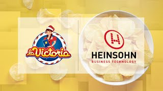 Caso de éxito Vicky SAS: SAP Business One – Heinsohn