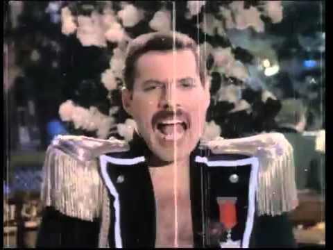 Freddie Mercury   Living On My Own 1993 Remix