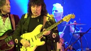 """RITCHIE BLACKMORE'S RAINBOW """"smoke on the water"""" Loreley 2016"""