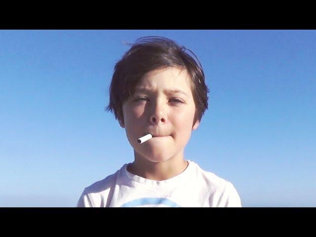 Kid Smoking Experiment