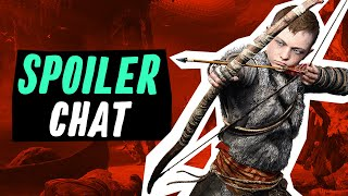 God of War Spoiler Discussion