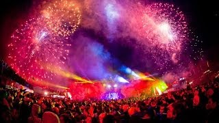 EDM Rave Festival Warm Up Mix 2014 (EDC / Tomorrowland / Ultra)