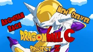 Dragon Block C The Legend Of Z Server | Episode 1 New Life, Arcosian Race!