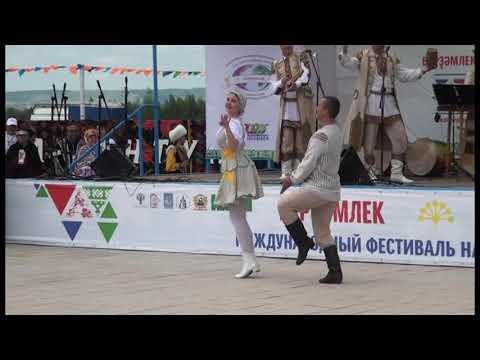 Сабантуй-2019. Концерт БЕРҘӘМЛЕК-СОДРУЖЕСТВО в Альшеевском районе