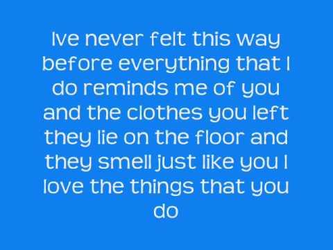 Avril Lavigne - When youre gone - Lyrics