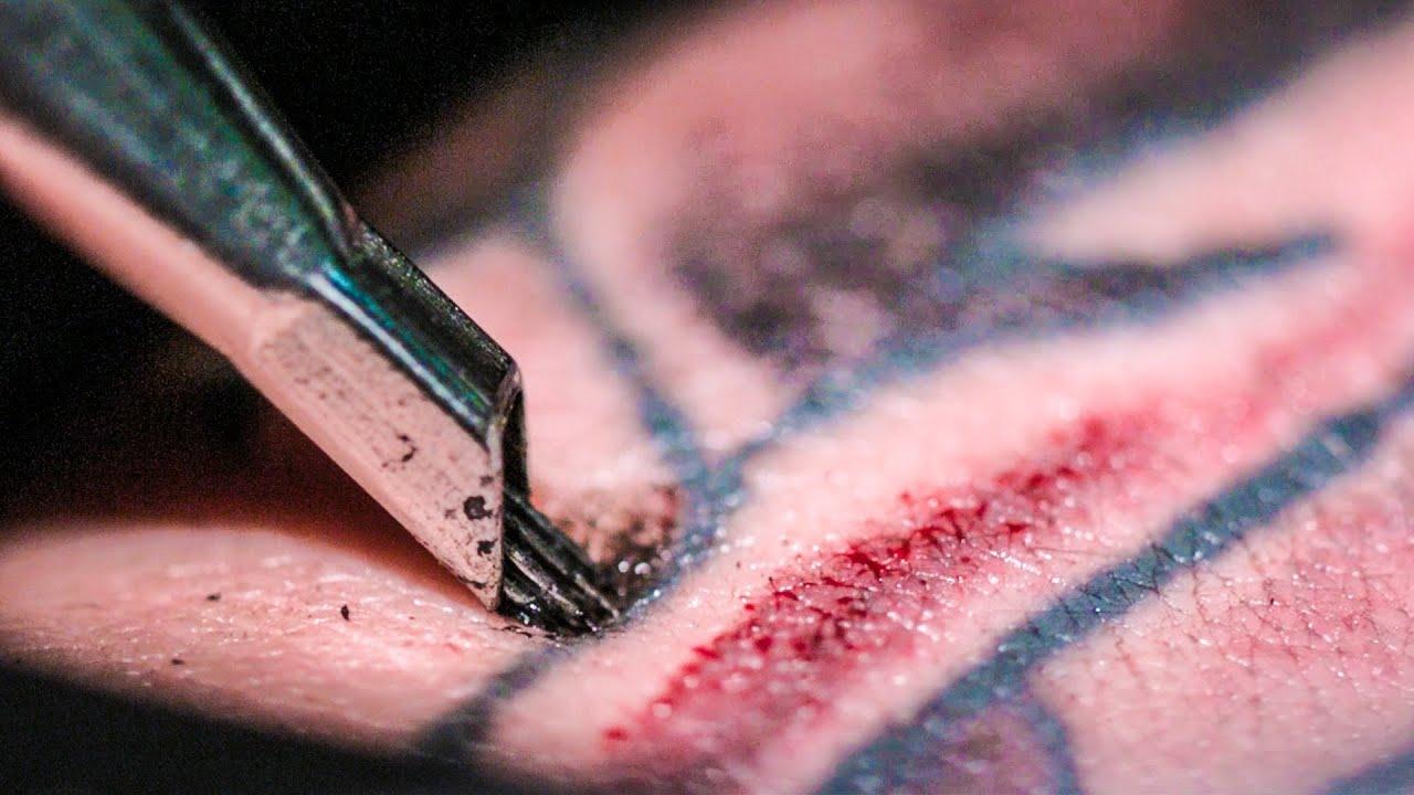 Иголки тату-машин оставляют под кожей людей металлические частицы. Чем они опасны?
