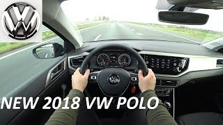 Volkswagen POLO 2018 POV Test Drive - Alaatin61