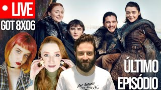 NINGUÉM GOSTOU DO FINAL | GAME OF THRONES 8x06