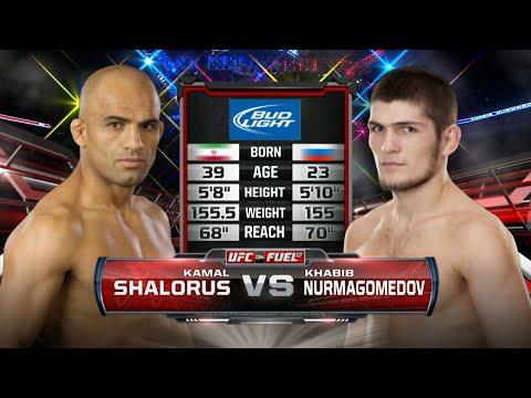 Le premier combat à l'UFC de Khabib Nurmagomedov