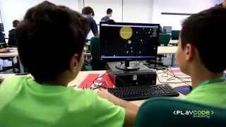 """II Campus Tecnológico de Verano Universidad de Extremadura.  Play Code Academy - """"Programando e"""