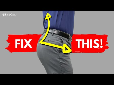 How to Permanently Improve Your Lower Back Posture
