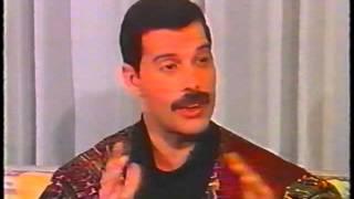 Freddie Mercury Interview Japan 1985 UNCUT