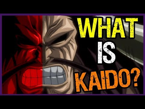 What Is Kaido? His Power & Invulnerability - One Piece Theory