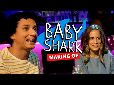 MAKING OF - BABY SHARK