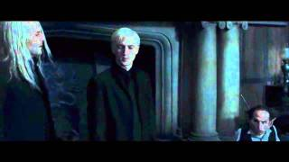 Harry Potter And The Deathly Hallows Part 1 Malfoy Manor Scene Part 2