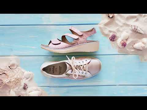 Solidus Film Schuhkollektion Frühjahr / Sommer 2018