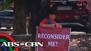 'Reconsider Me?' - Estudyanteng Bagsak Sa UPCAT, Nag-viral | Bandila