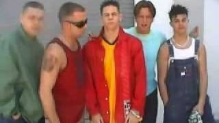 Got The Feelin' Secret Area- 5ive