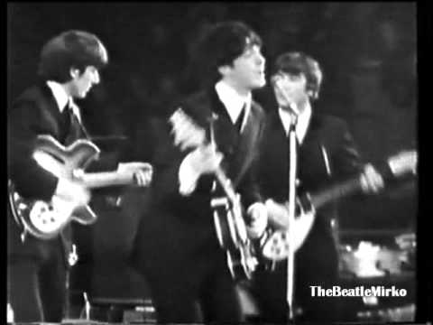 The Beatles - Long Tall Sally - Live