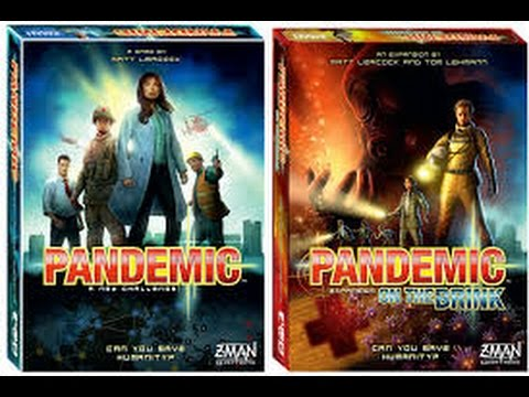 Pandemic: On the Brink - Review
