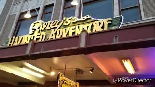 Ripley's Haunted Adventure. 2017 fun! San Antonio Texas