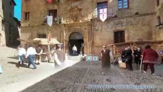 preview picture of video '2014 04 PhotoSphere. Sos del Rey Católico (Zaragoza)'