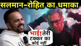 Rohit sheety to work with salman khan l