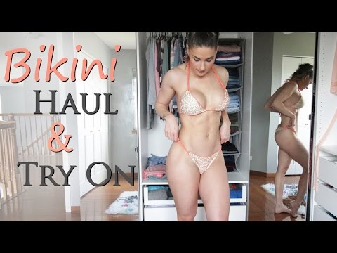Zaful Sexy Bikini Haul Try On's and Honest Opinion Vlog 93