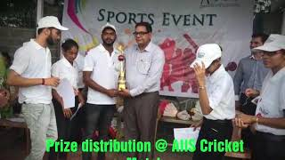 AIIS Prize Distribution
