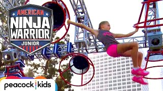 Download Video [FULL CLIP] AMERICAN NINJA WARRIOR JUNIOR | EPIC GIRL POWER RACING MP3 3GP MP4