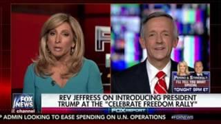 Pastor Robert Jeffress Is A-OK With Trump