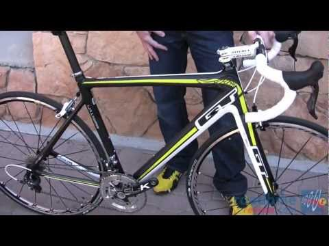 Bike Dealer Camp 2011 – GT Bicycles 2012 GTR Road Bike