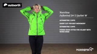 Kjøp Norrøna Falketind Dri3 Jacket Women's fra Outnorth