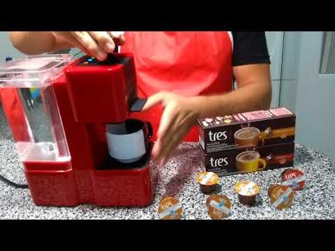 POP Três - Máquina de café expresso