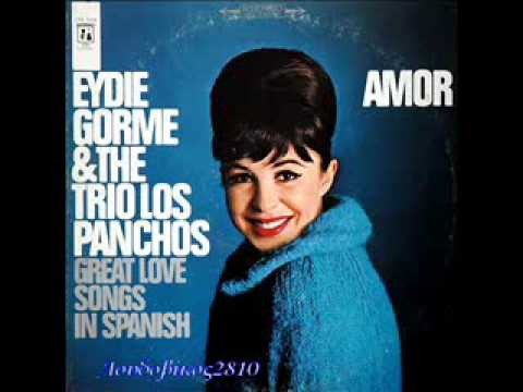 Eydie Gorme con Los Panchos - Historia de un amor