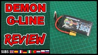 Demon G4 OCCL 1300mAh 6S 200C - Test & Review