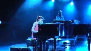 Fiona Apple - Get Gone @ The Greek Theatre Los Angeles 09-14-2012 (1080p)