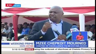 Senator Gideon Moi mourns the father of Standard Group Bureau Chief Alex Kiprotich