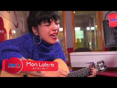 Antes de ti, sin duda con Mon Laferte