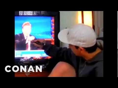 Conan neumí nakreslit penis
